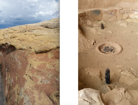 wp180 2 bald stone, kiva