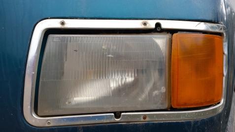 wp189 blue headlight